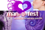 MAN-O-FEST© Weaving Love back into Your Life, Sun Feb 12, 2017