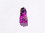 Sugilite Fancy cut deep speckled- AAA Wessel's Mine