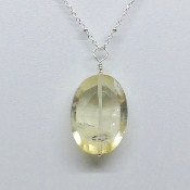 Fine Citrine Fancy Oval