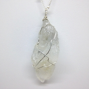 Dendric Petalite Necklace 2